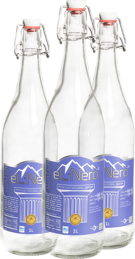 eL-Neró Gourmet Flaschen
