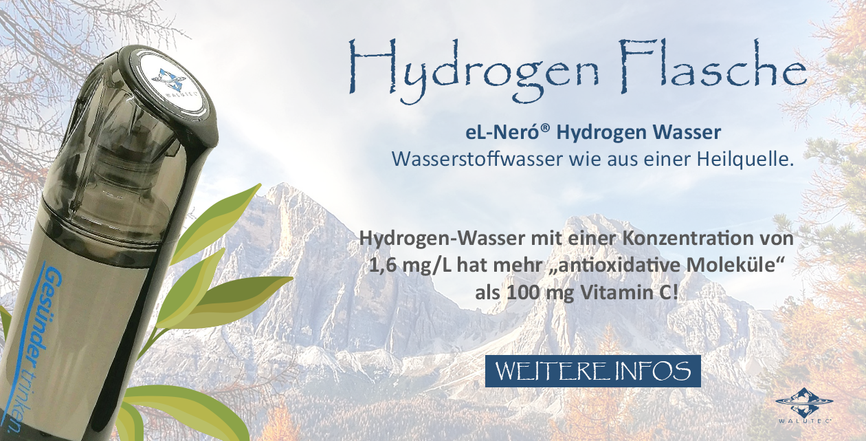 Hydrogen Flasche by WALUTEC®