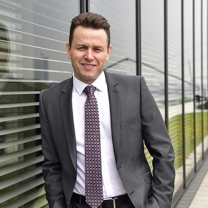 Paul Burhof - Geschäftsführer WALUTEC®