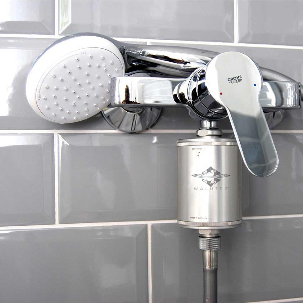 Duschfilter von WALUTEC