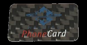 WALUTEC PhoneCard